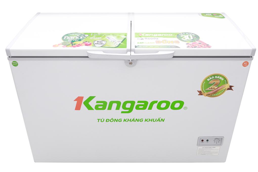 Tủ đông kháng khuẩn Kangaroo KG298VC2