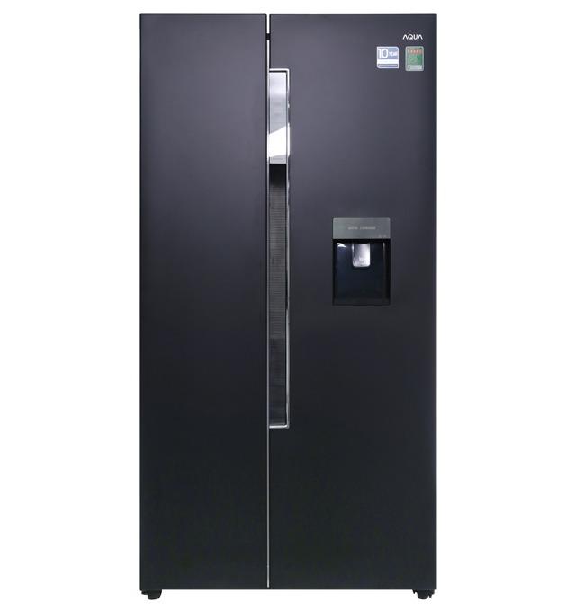 Tủ lạnh Aqua Inverter 510 lít AQR-I565AS