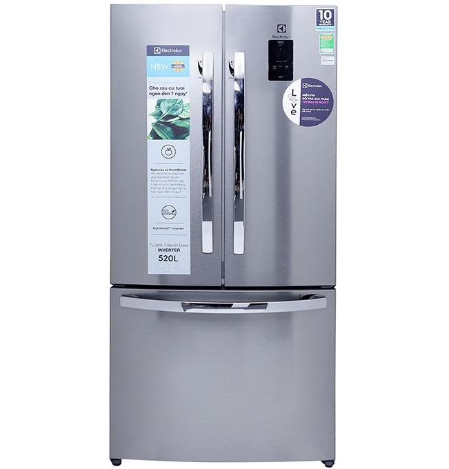 Tủ lạnh Electrolux Inverter 474 lít EHE5220AA