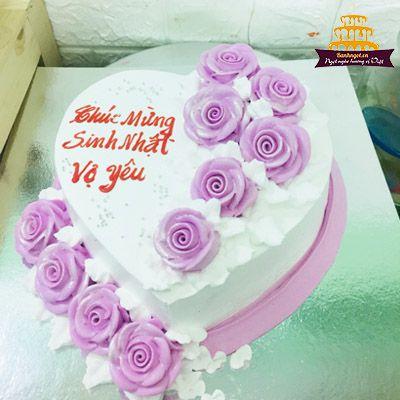 bánh sinh nhật tặng vợ/ chồng: top 99+ mẫu bánh kem được yêu thích nhất