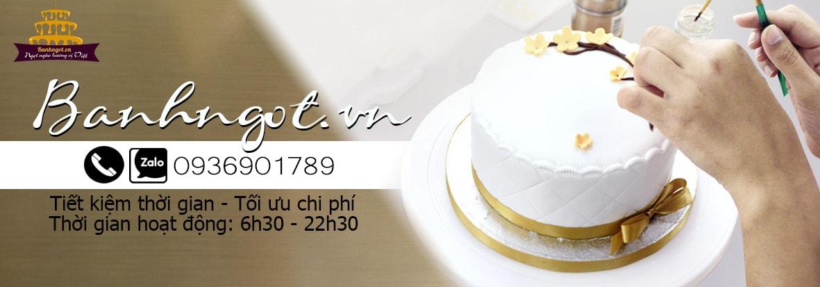 Bánh kem sài Gòn - bánh ngon - tiết kiệm