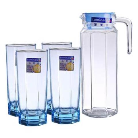Bộ cốc thủy tinh NS2