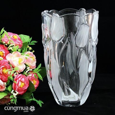 Lọ hoa thủy tinh NS6