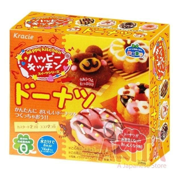 Kẹo gôm thần kỳ - Bánh Donut