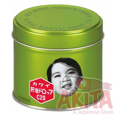 Kẹo nhai Kawai bổ sung Vitamin A,C,D (200 viên)