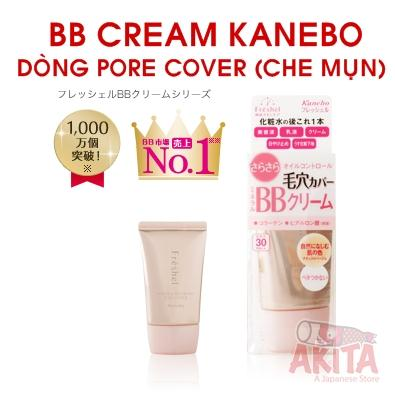 BB CREAM KANEBO - PORE COVER che mụn