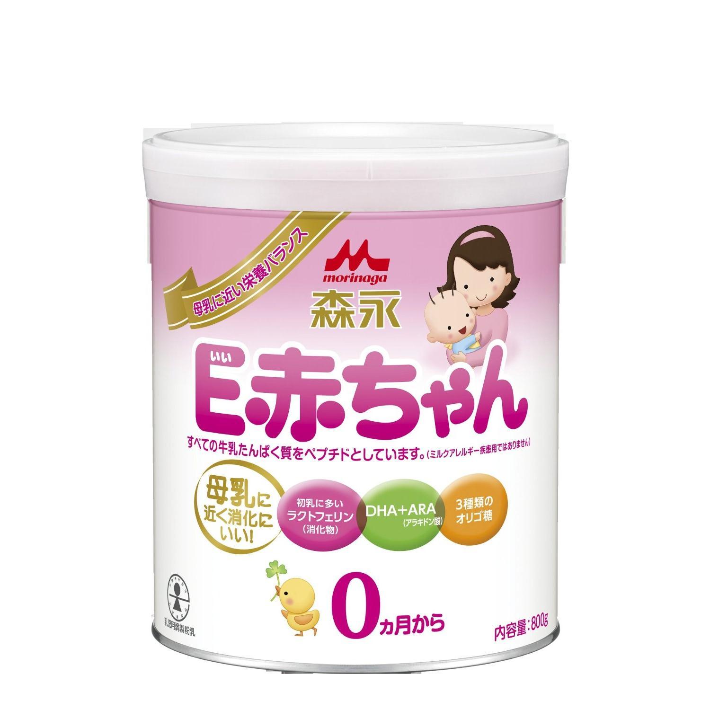 Morinaga Eakachan 0 (800gr)