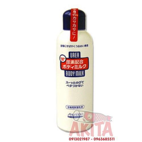 Sữa dưỡng da toàn thân Shishedo Urea Body Milk (150ml)