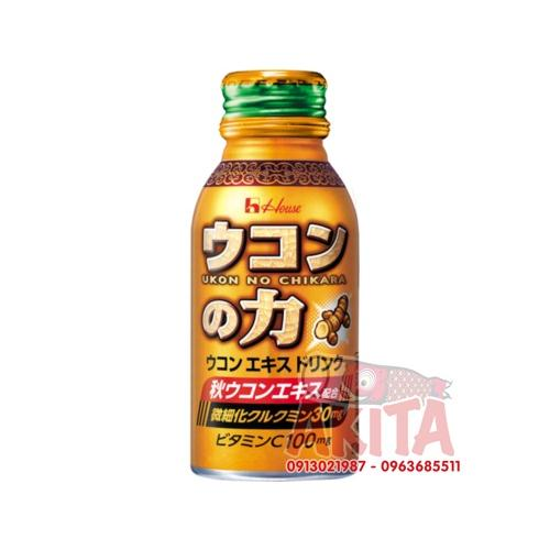 Nước nghệ (Ukon No Chikara) (chai 100ml)
