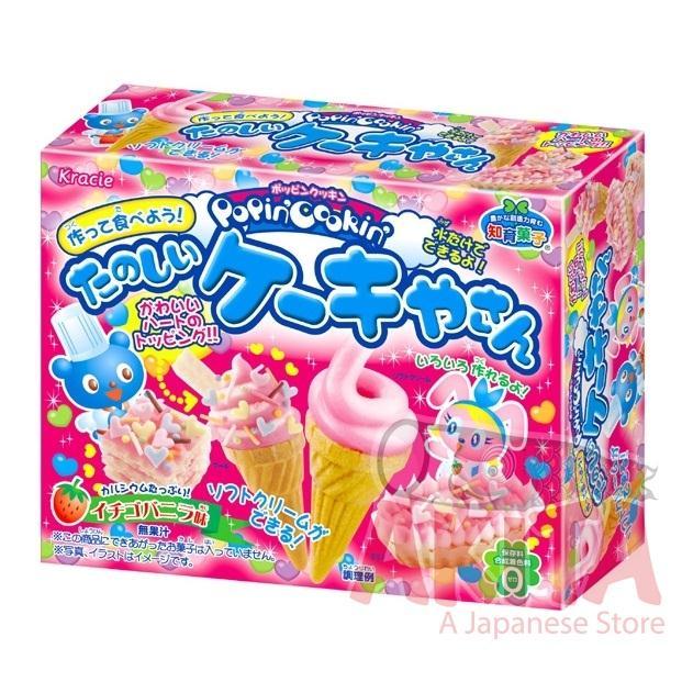 Kẹo gôm thần kỳ - Kem ốc quế waffle