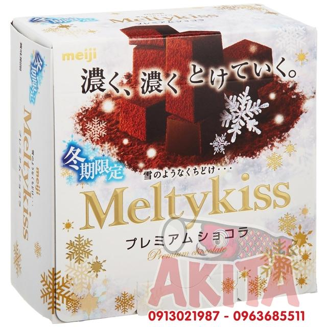 Chocolate MeltyKiss Cacao sữa