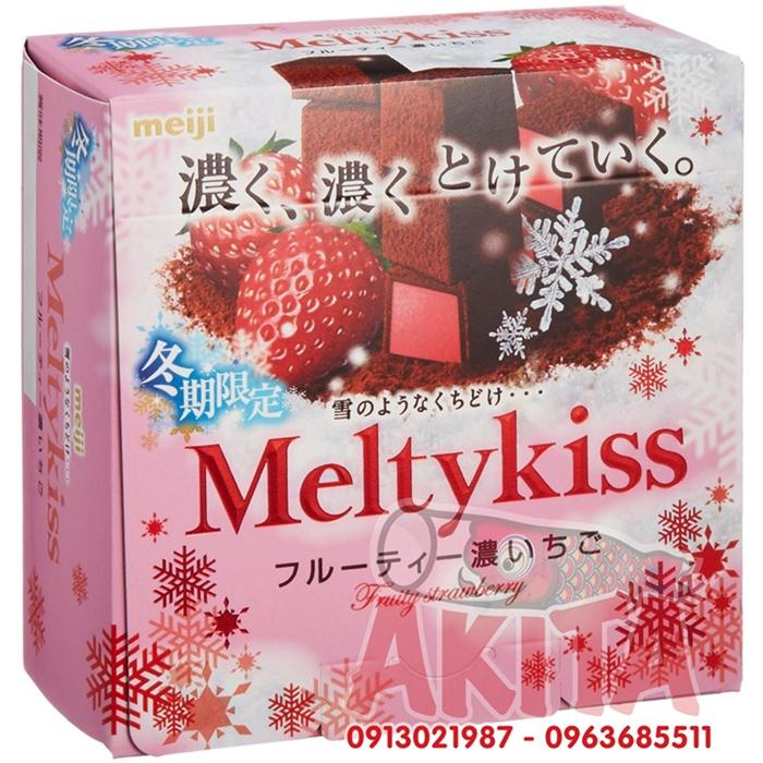 Chocolate MeltyKiss Dâu tây