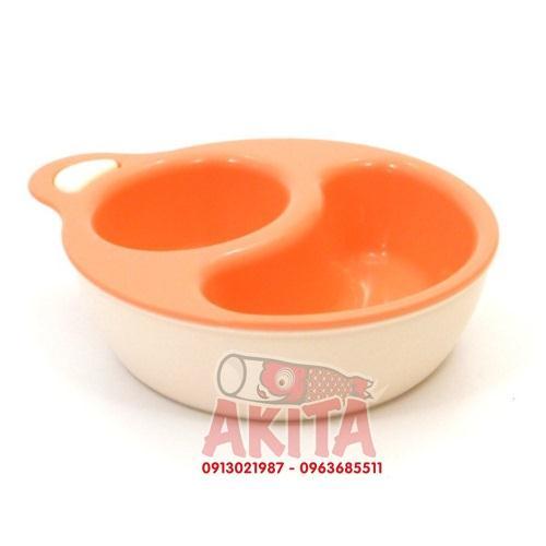Bát ăn cho bé Inomata (màu hồng)