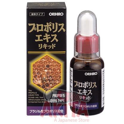 Sữa ong chúa cô đặc Propolis liquid type - Orihiro (30ml)