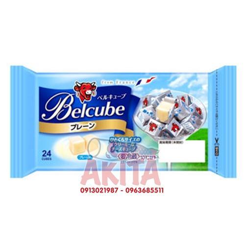 Pho mát viên Belcube hộp 24 viên (vị phô mai truyền thống)