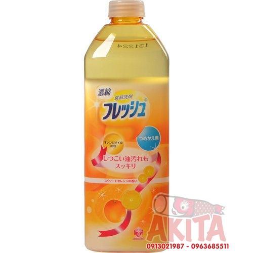 Nước rửa bát đậm đặc cao cấp Daichi (400ml)