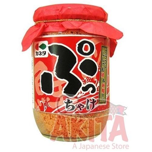 Ruốc cá hồi + Trứng cua đỏ Kaneta (140gr)