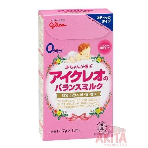 Sữa ICREO 0 (hộp 10 gói nhỏ)