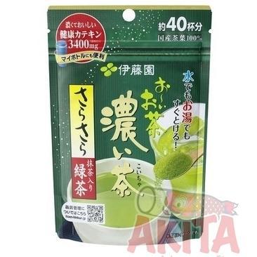 Bột trà xanh matcha ITOEN trà sẫm 32gr