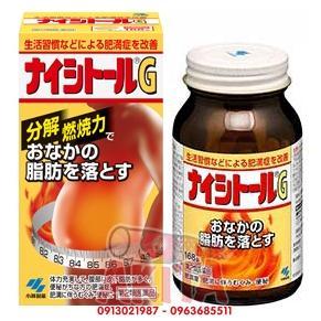 Thuốc giảm béo Naishitoru G - 336v