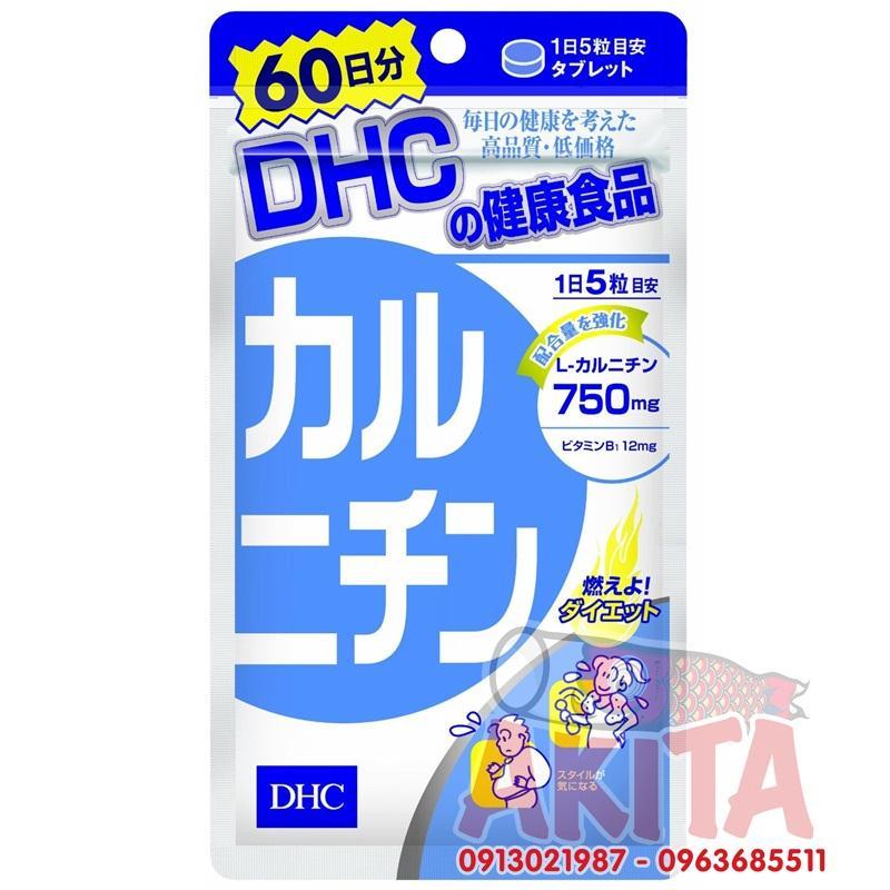Viên uống giảm cân DHC 300v (60 ngày)