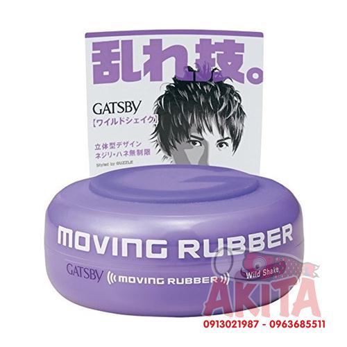 Gel vuốt tóc Gatsby (màu tím)