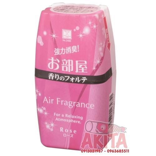 Sáp khử mùi Kakubo Air Frangrance hương hoa hồng (200ml)