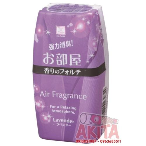 Sáp khử mùi Kakubo Air Frangrance hương hoa Lavander (200ml)