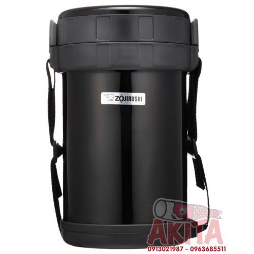 Phích ủ cơm 3 ngăn Zojirushi mã SL-XCE20-HG