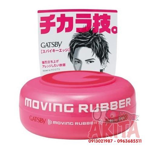 Gel vuốt tóc Gatsby (màu hồng)
