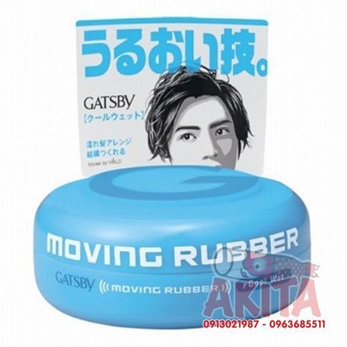 Gel vuốt tóc Gatsby (màu xanh nước biển)