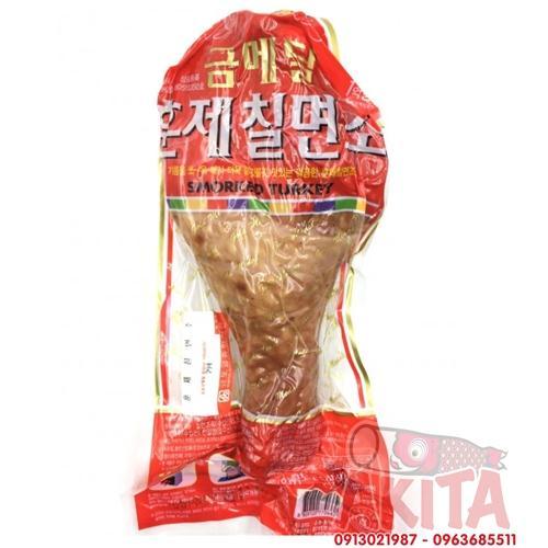 Đùi gà tây hun khói Hàn Quốc