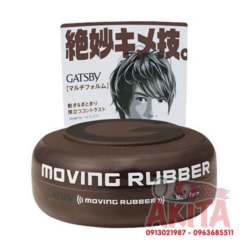 Gel vuốt tóc Gatsby (màu xám)