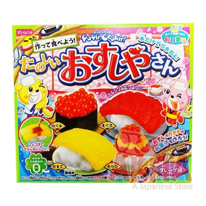 Kẹo gôm thần kỳ - Sushi set