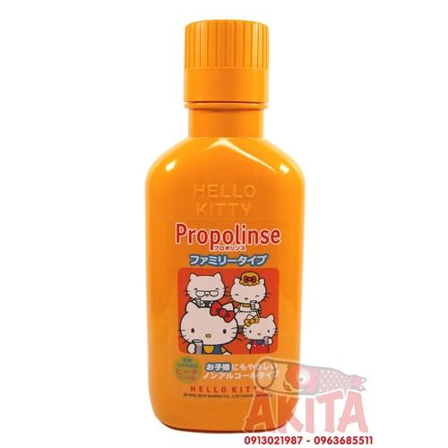 Nước súc miệng Propolinse cho trẻ em (400ml)