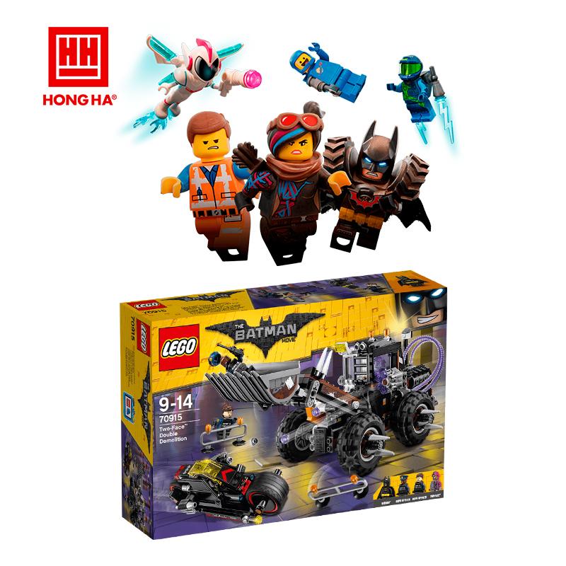 Lego, Lắp ghép