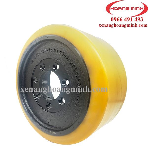 BANH XE NANG LINDE R14 R20 343 135 90
