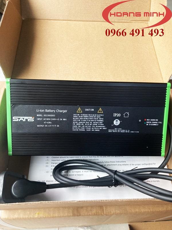 bo sac DZL500SS02 48V9a