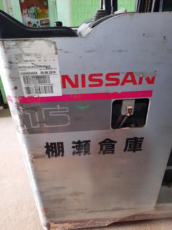 THAY BANH XE NANG DIEN NISSAN U01F15