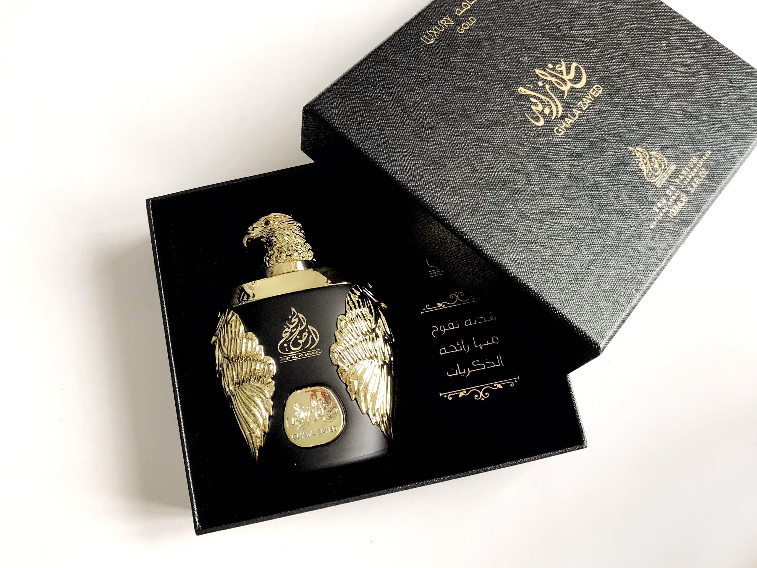 GHALA ZAYED LUXURY GOLD EDP
