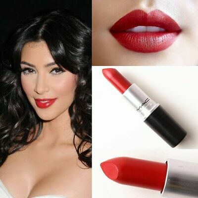 Son Mac Matte Lipstick RUSSIA RED