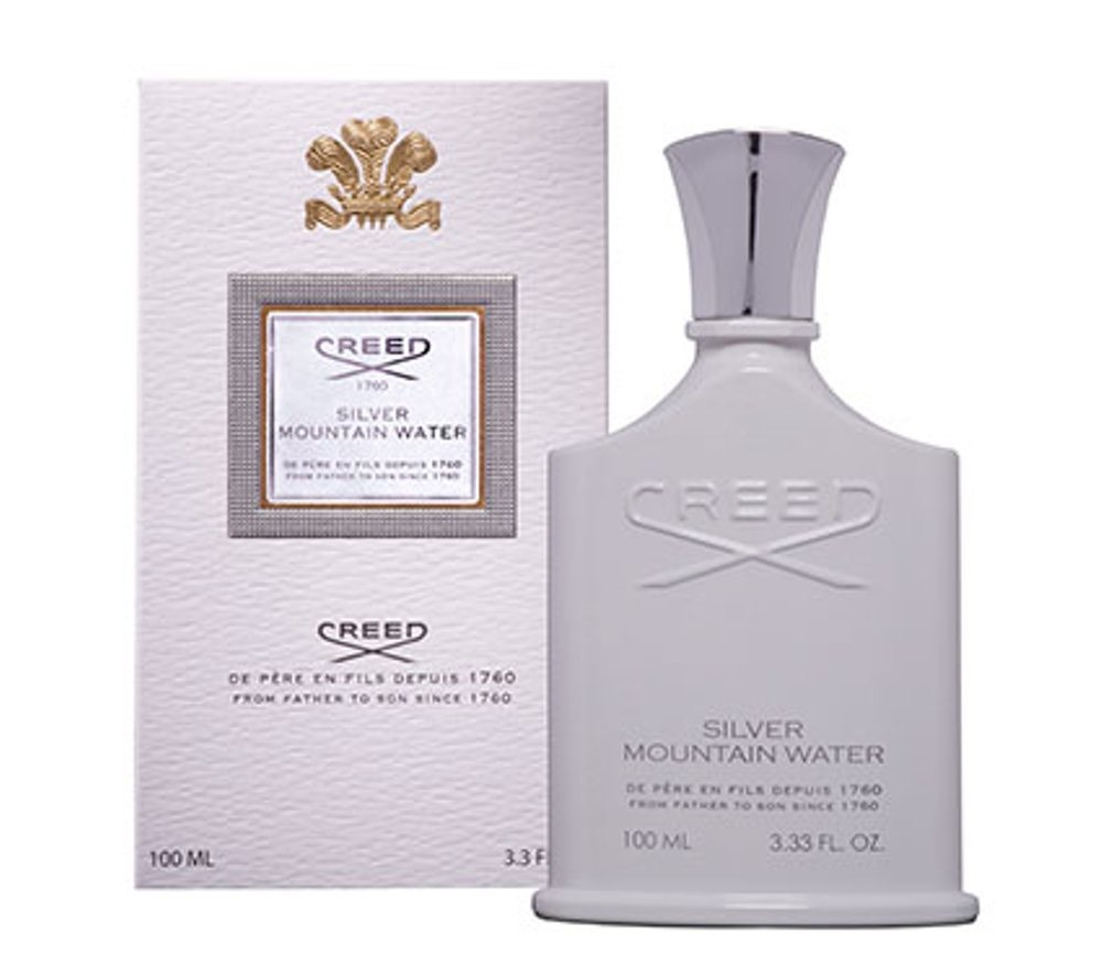 Creed Silver Moutain Water 100ml