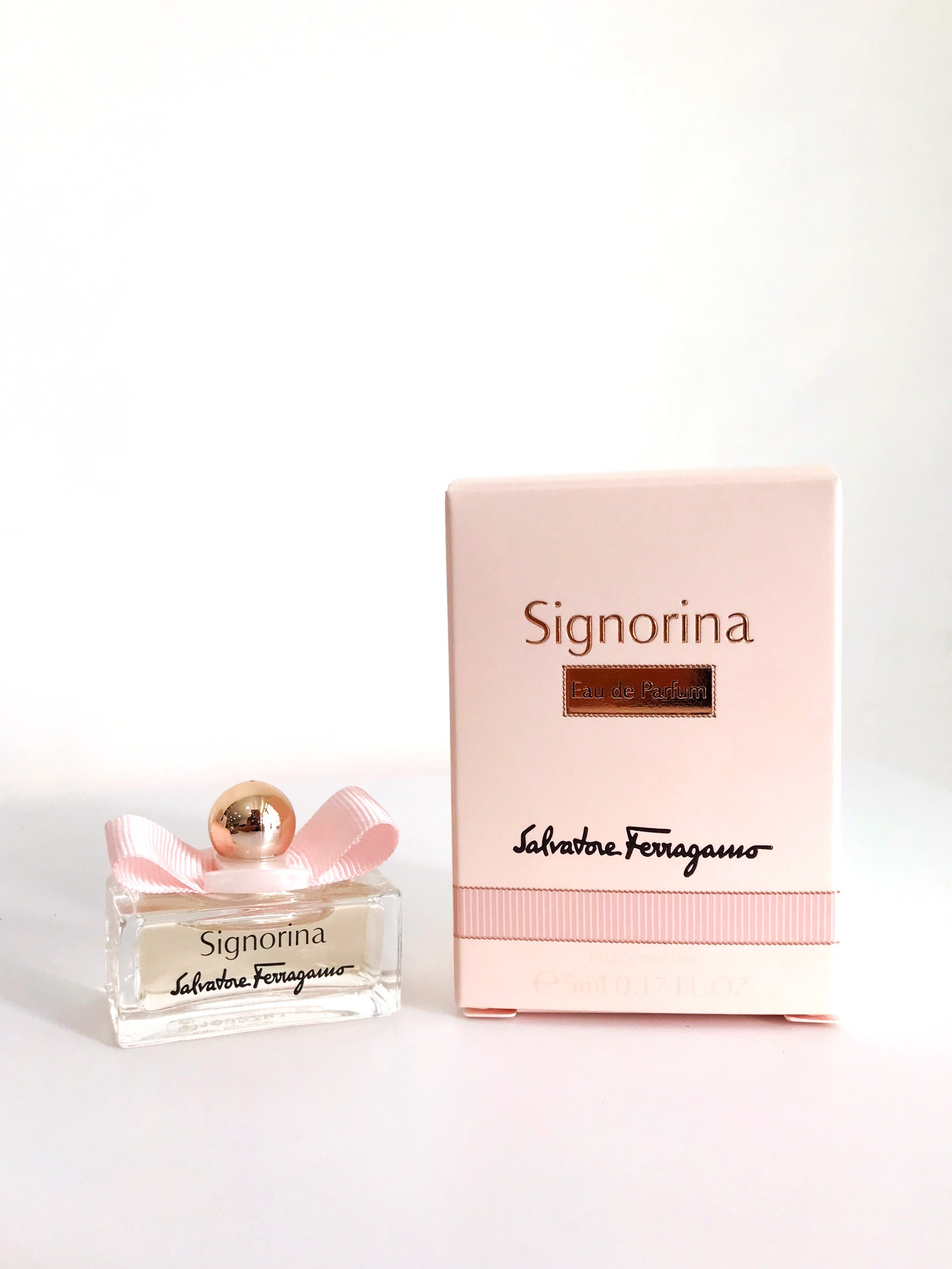 Salvatore Ferragamo Signorina EDP mini 5ml
