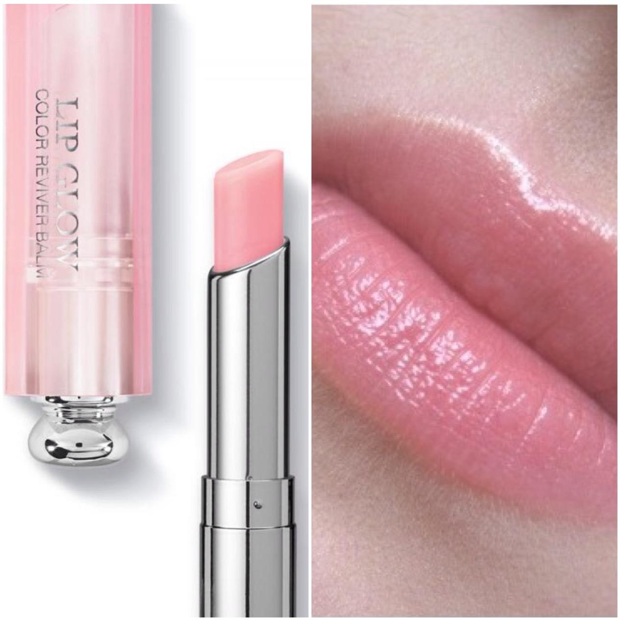 Son Dior Addict Lip Glow 001 3.5G