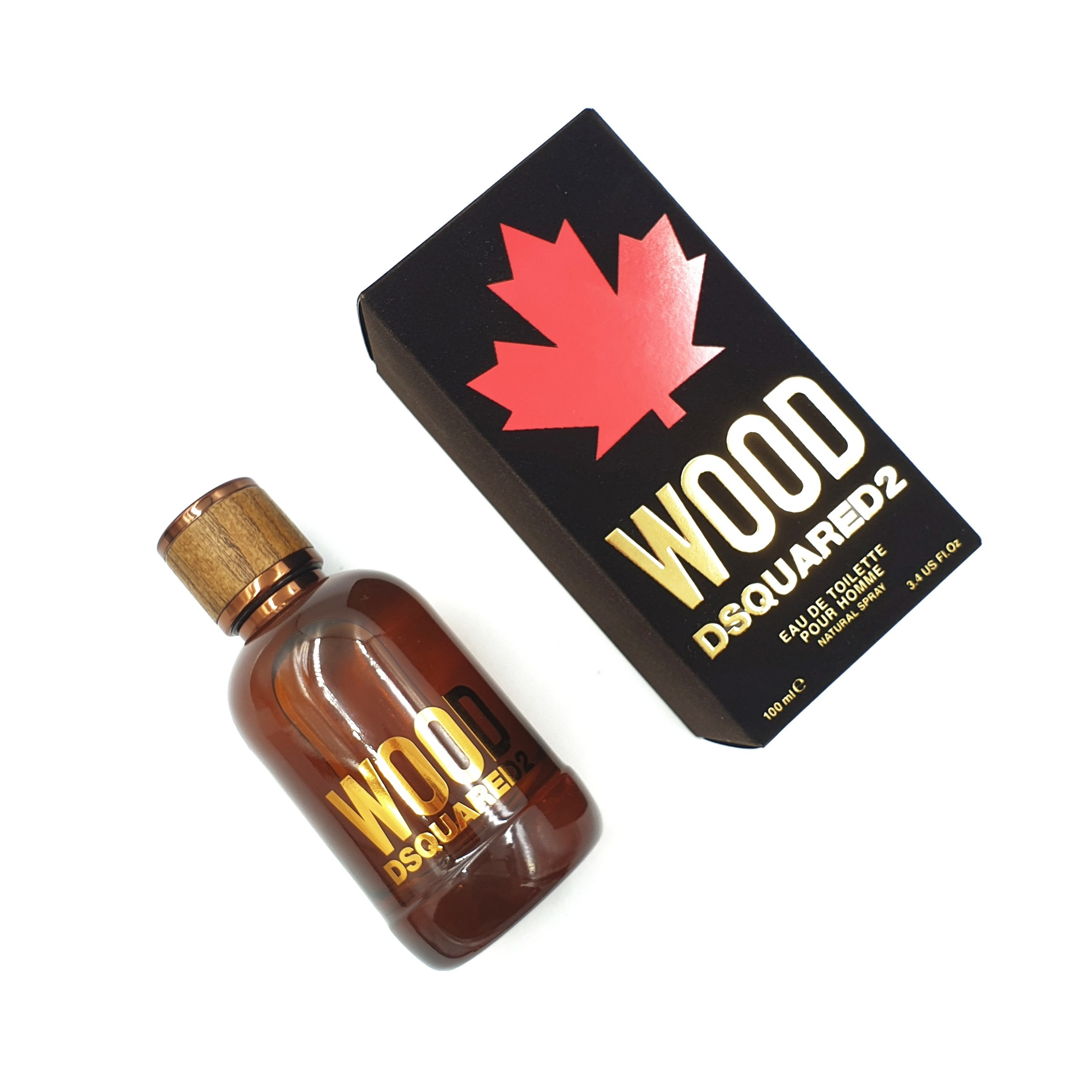 Dsquared2 Wood Pour Homme EDT 100ml