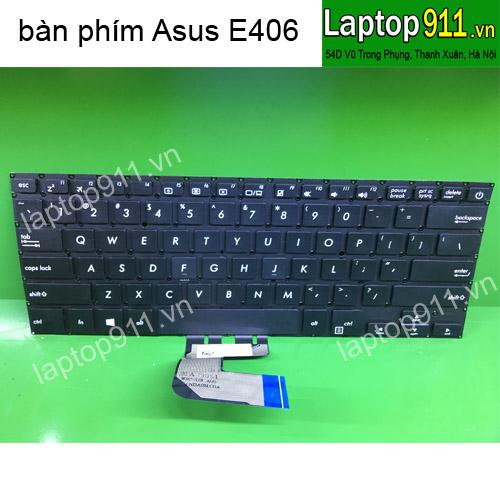 bàn phím asus E406