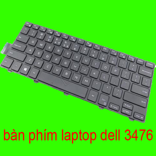 ban phim laptop dell 3476