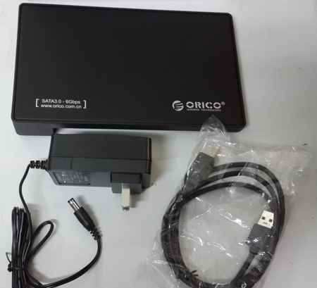 box hdd 3.5 inch PC usb 3.0