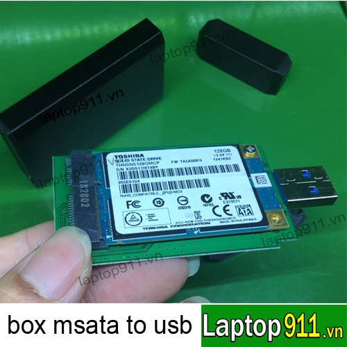 box msata to usb