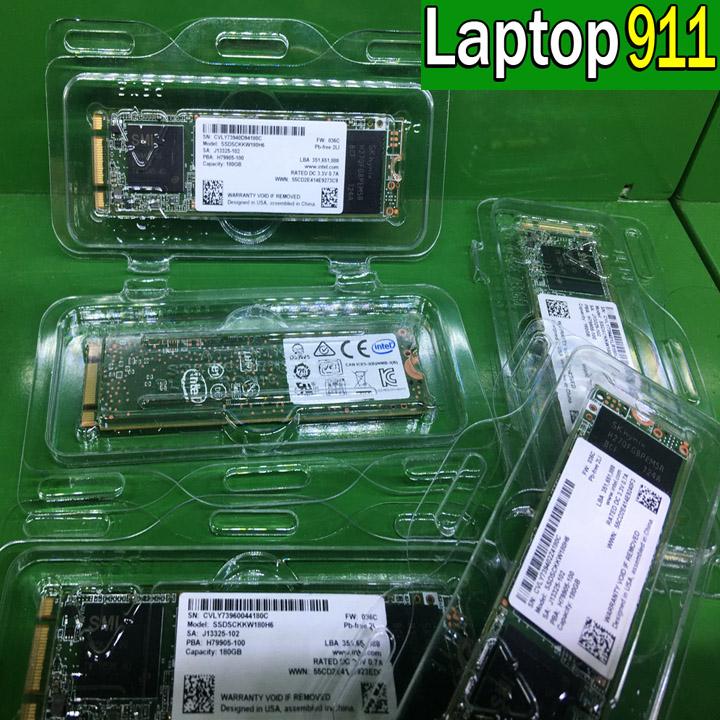SSD M2 180gb intel 540S
